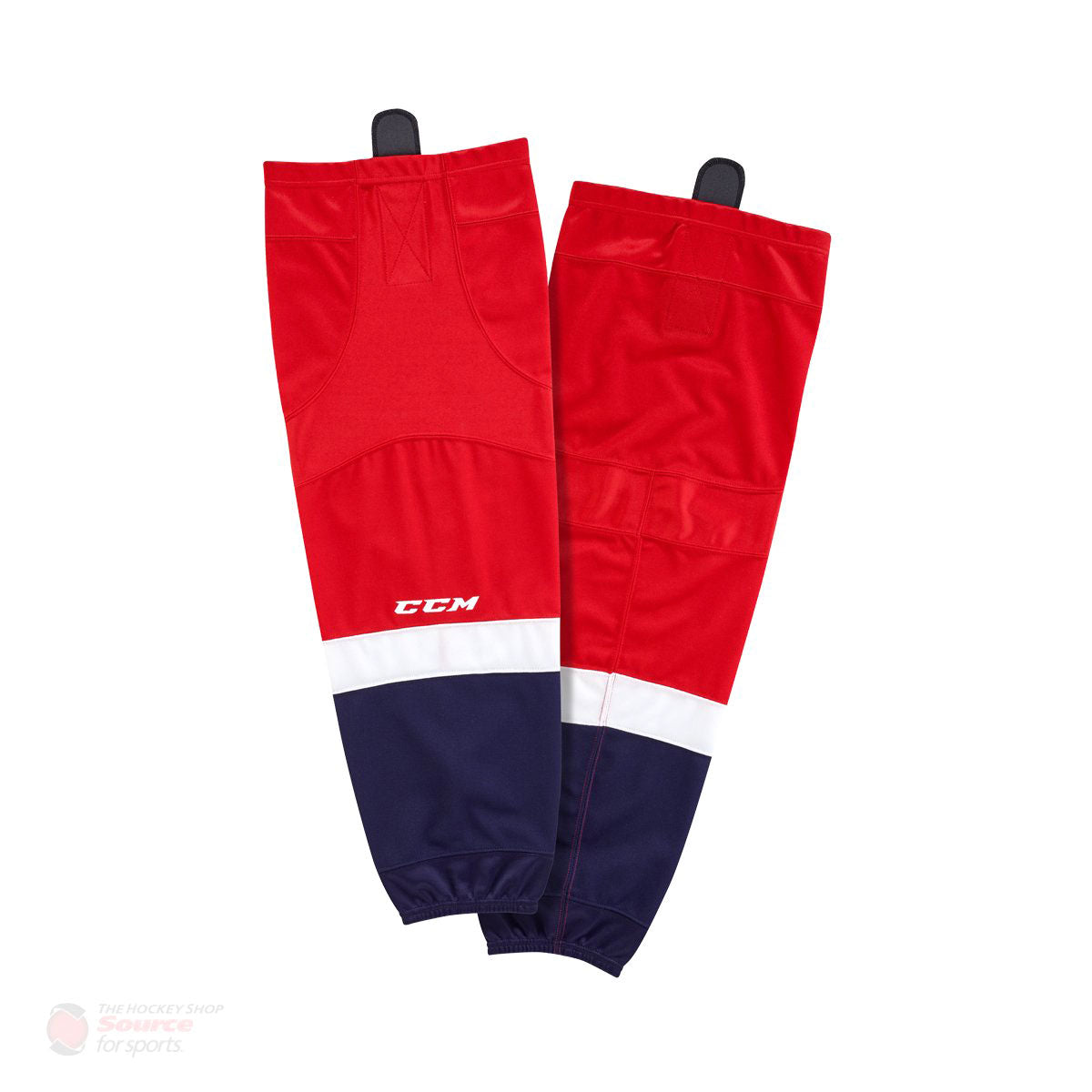 Washington Capitals CCM Quicklite 8000 Hockey Socks