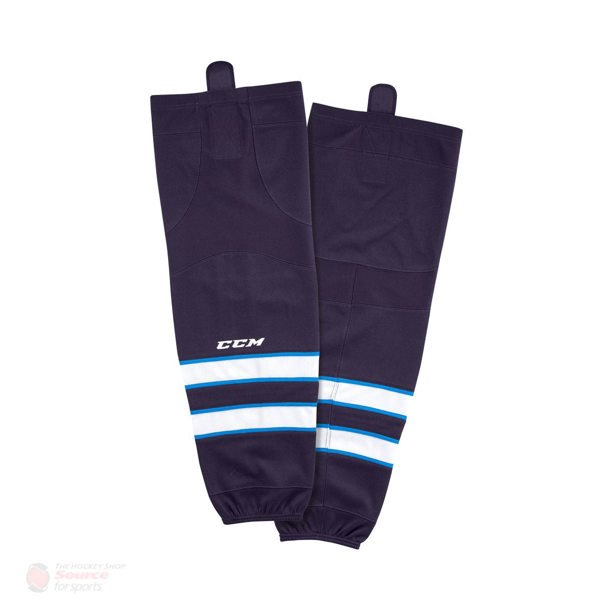Winnipeg Jets CCM Quicklite 8000 Hockey Socks