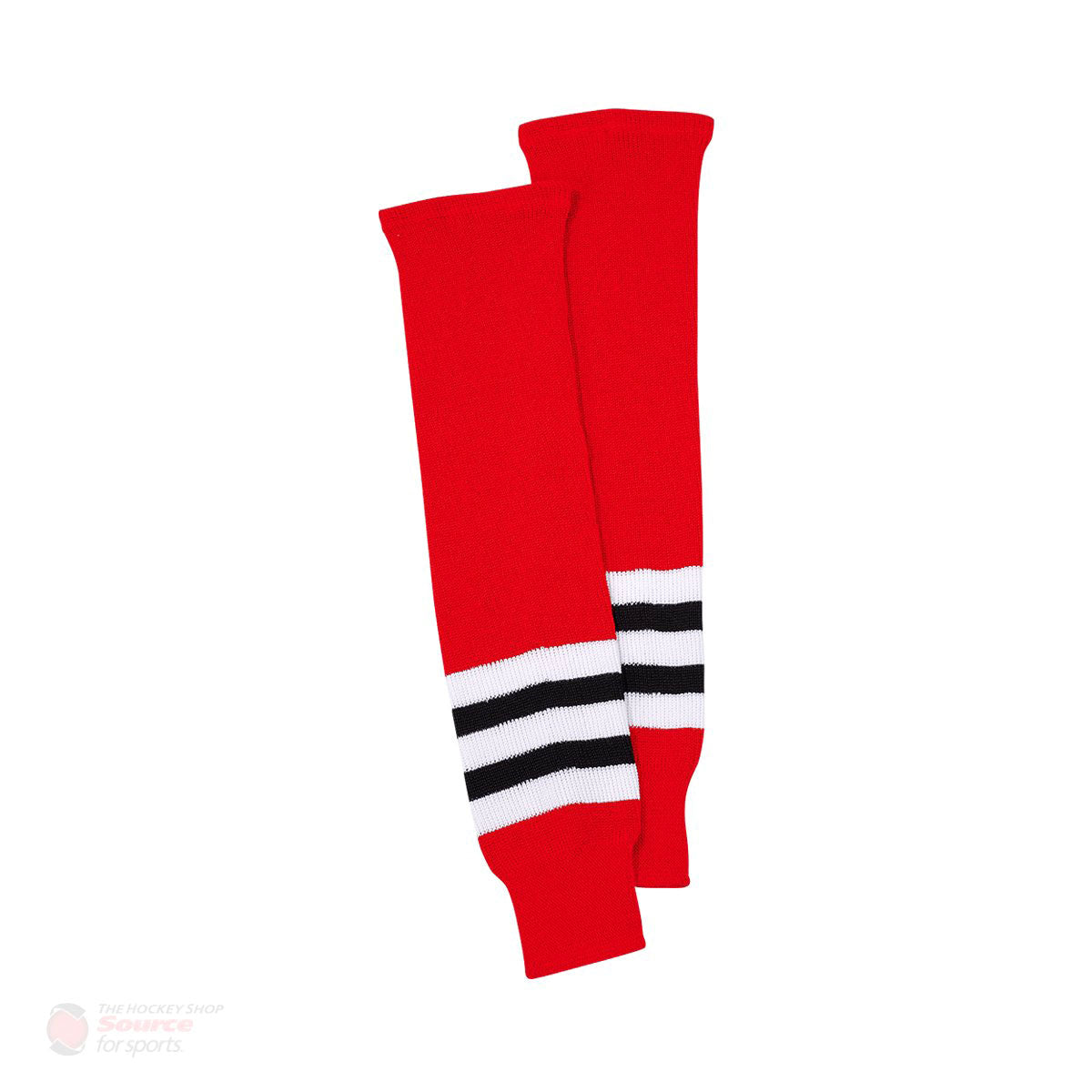Chicago Blackhawks Senior Knit Hockey Socks