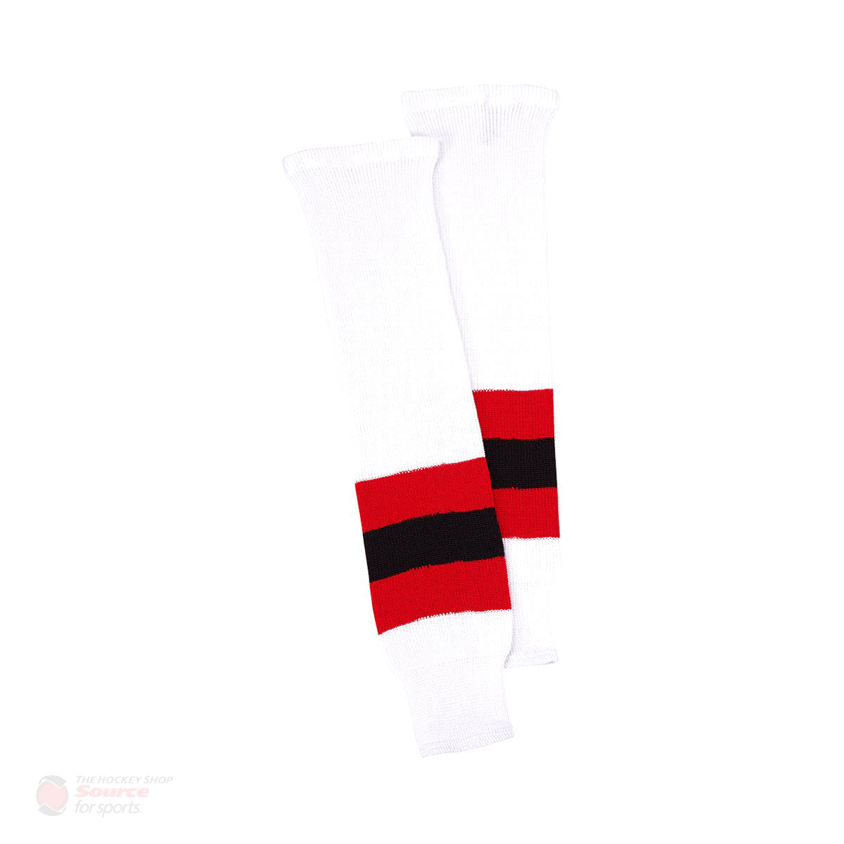 New Jersey Devils Junior Knit Hockey Socks