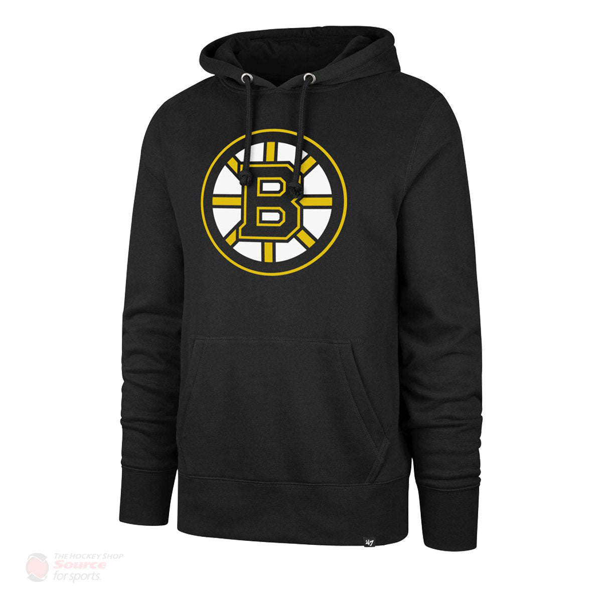 Boston Bruins 47 Brand Imprint Headline Pullover Mens Hoody