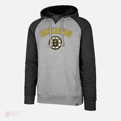 Boston Bruins 47 Raglan Sport Fleece Mens Hoody