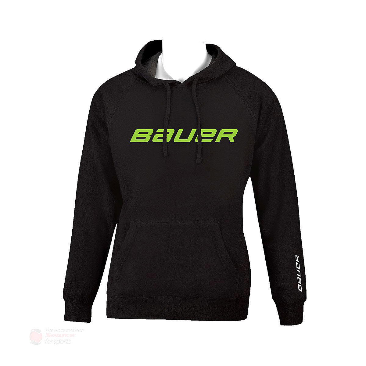 Bauer Core Color Pop Fleece Hoodie