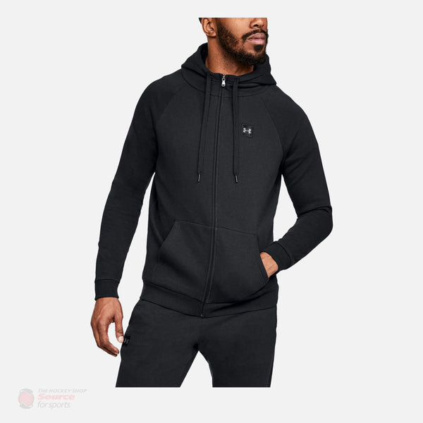 Under Armour Rival Fleece Full-Zip Mens Hoody