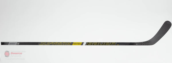Bauer Supreme Matrix Junior Hockey Stick (2019)