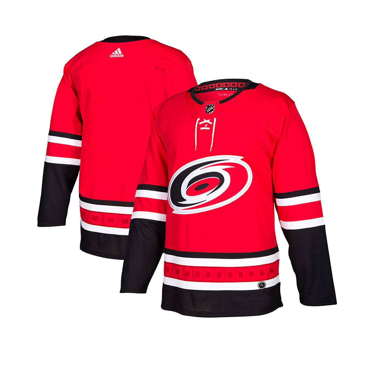 cd2d4fed5cf Carolina Hurricanes Adidas Authentic Senior Home Jersey – The Hockey ...