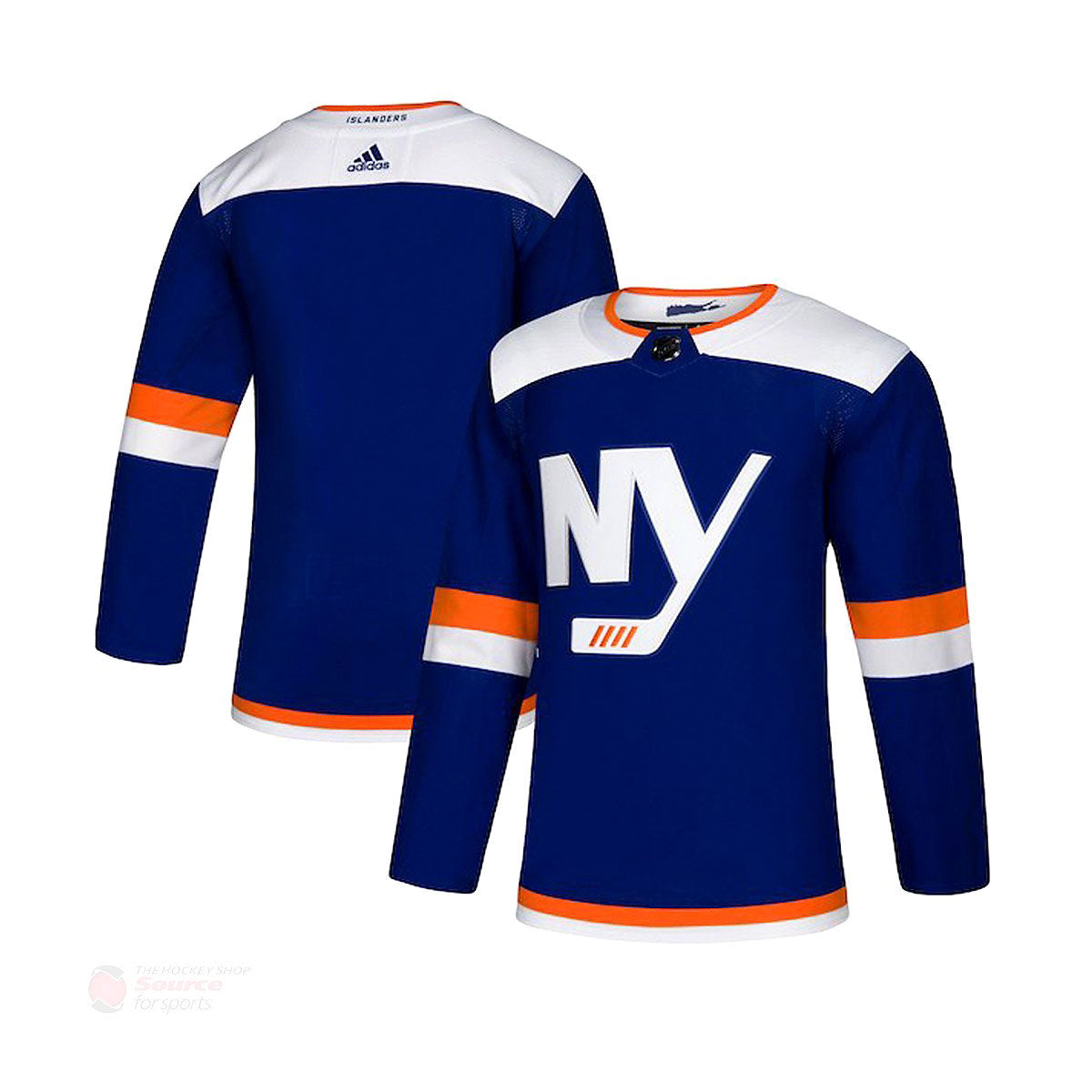 the best attitude d26f4 7bb44 New York Islanders Adidas Authentic Senior Alternate Jersey