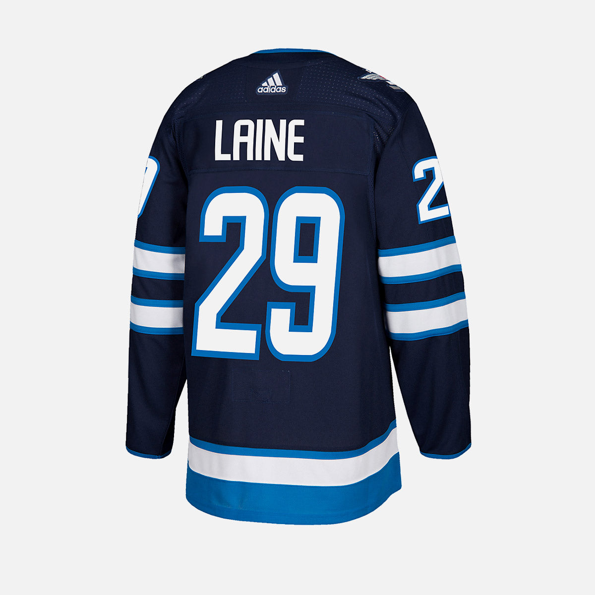 39ec612e595 Winnipeg Jets Adidas Authentic Senior Patrik Laine Jersey – The ...