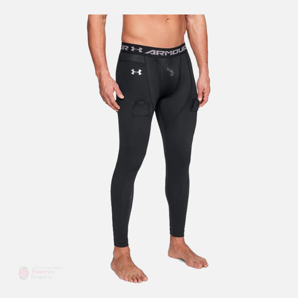 Under Armour Hockey Senior Compression Jock Pants (2018)