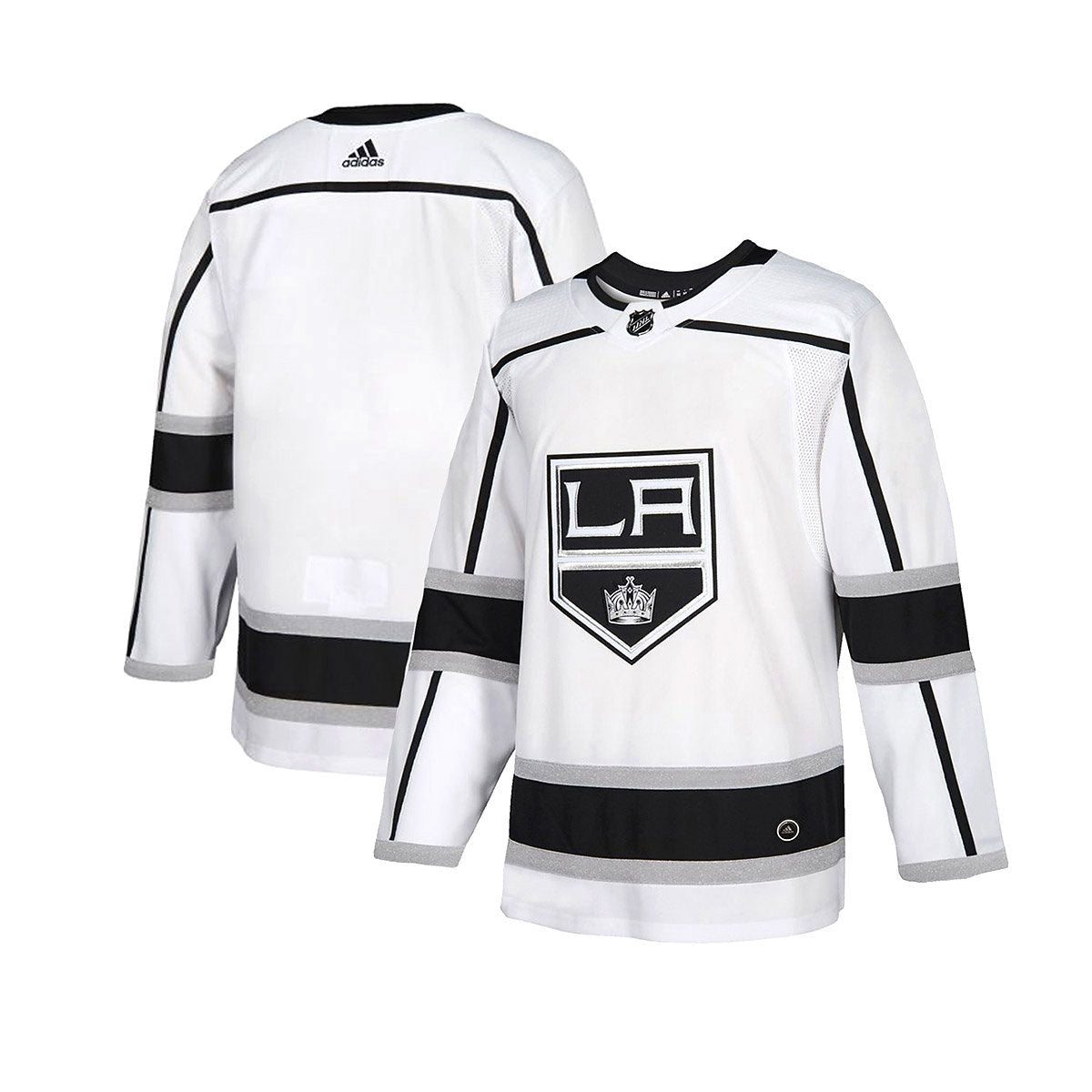 Los Angeles Kings Adidas Authentic Senior Away Jersey