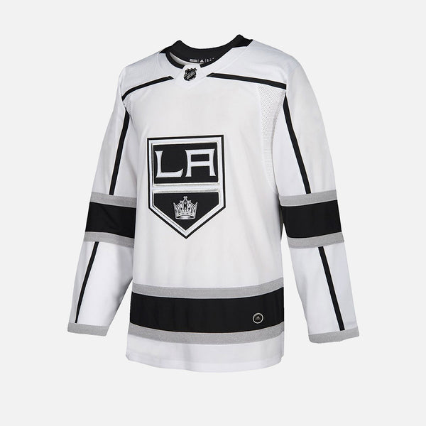Los Angeles Kings Away Adidas Authentic Senior Jersey
