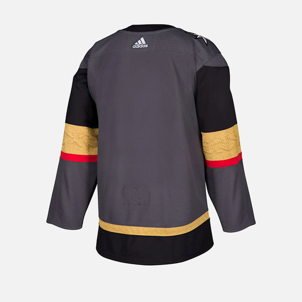 Vegas Golden Knights Home Adidas Authentic Senior Jersey