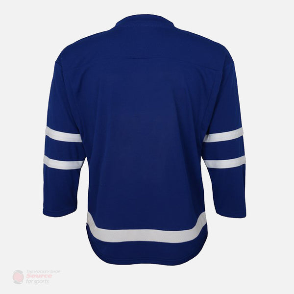Toronto Maple Leafs Home Outer Stuff Replica Youth Jersey