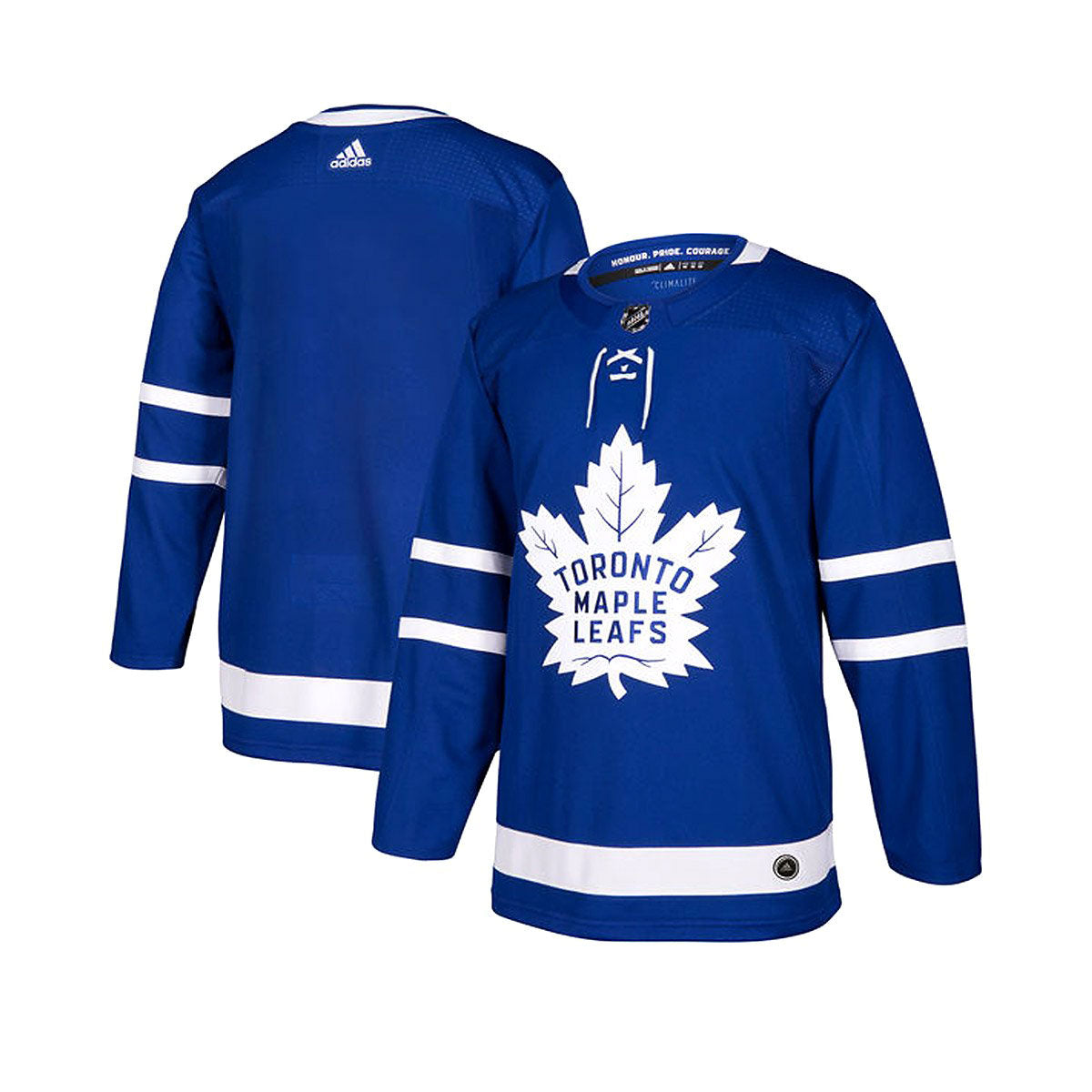 Toronto Maple Leafs Adidas Authentic Senior Home Jersey