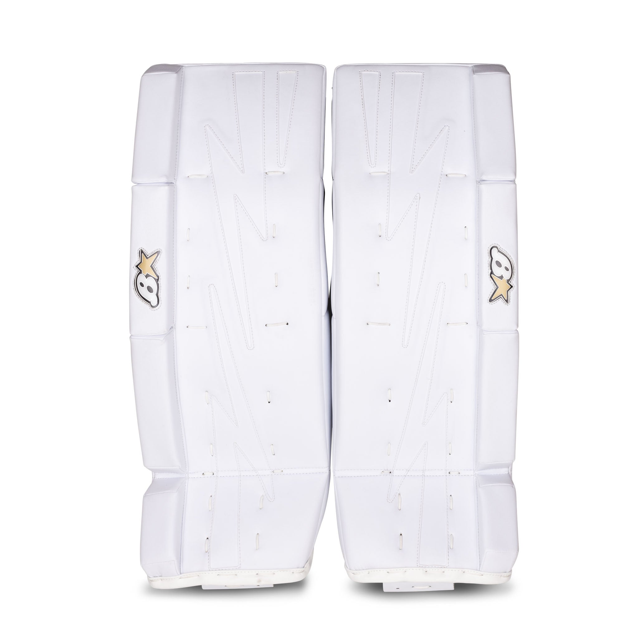 Brian's NetZero 2 Junior Goalie Leg Pads