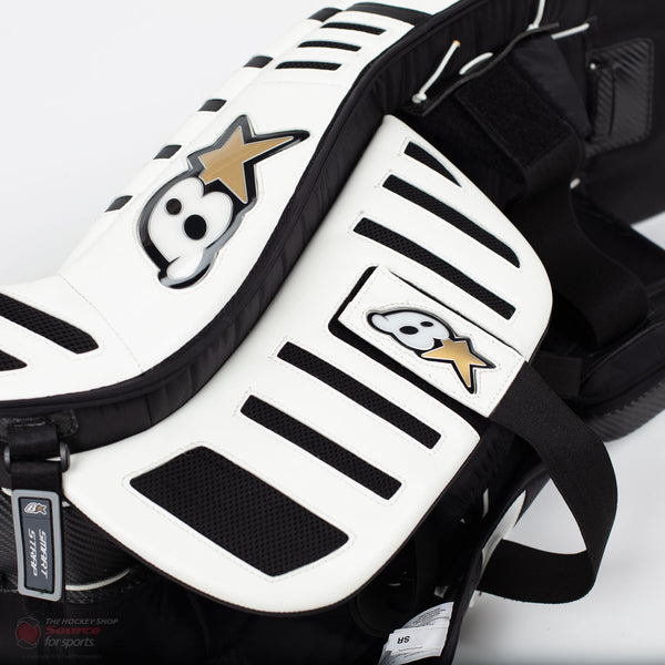 Brian's OPTiK 9.0 Junior Goalie Leg Pads