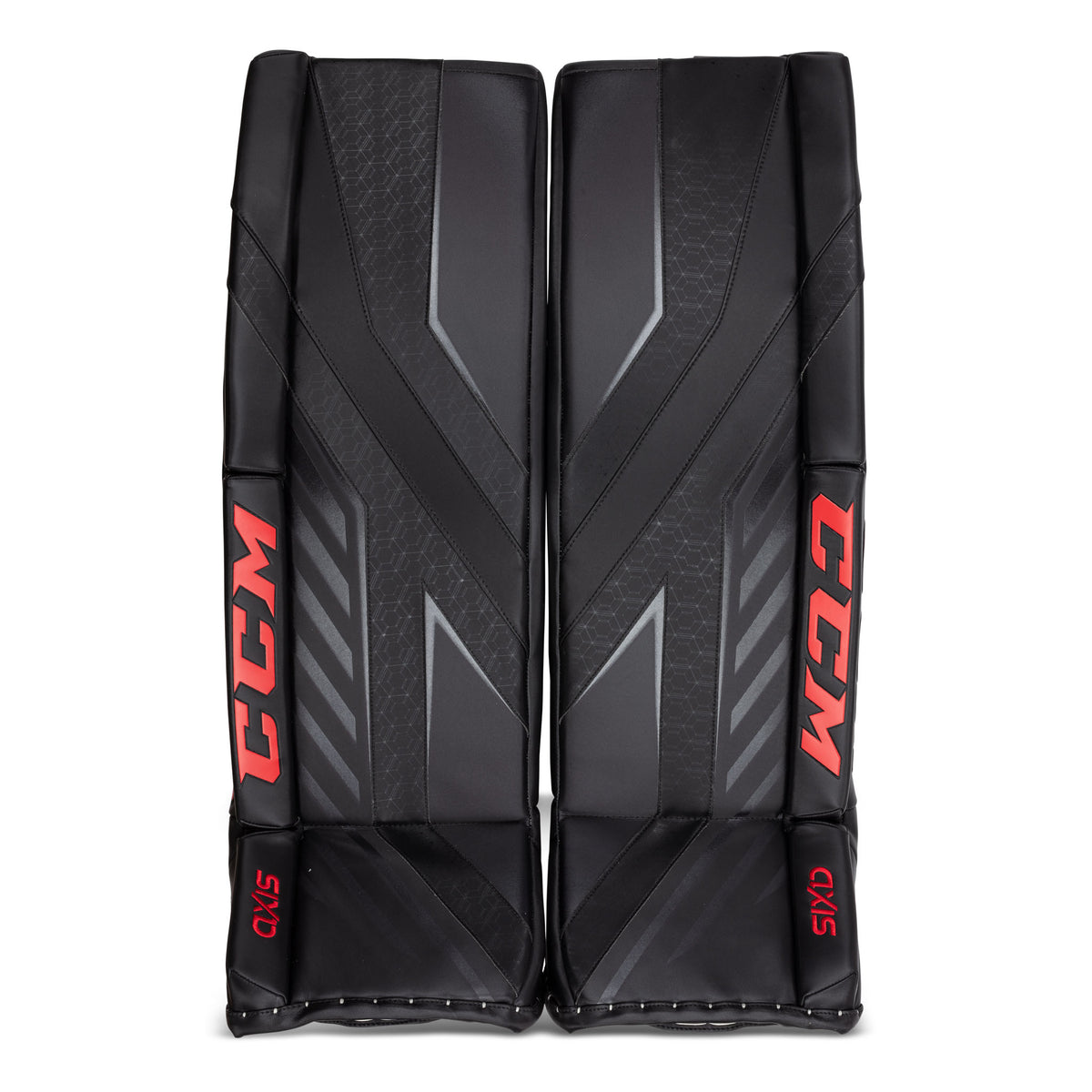 CCM Axis Senior Goalie Leg Pads