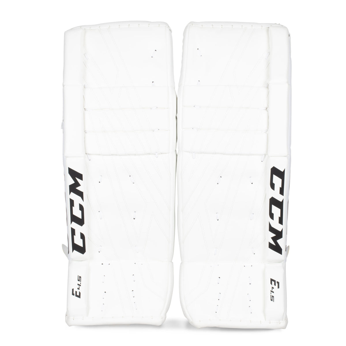 CCM Extreme Flex E4.5 Junior Goalie Leg Pads - Source Exclusive