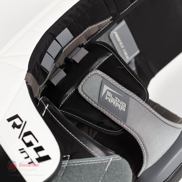 Warrior Ritual G4 Intermediate Goalie Leg Pads