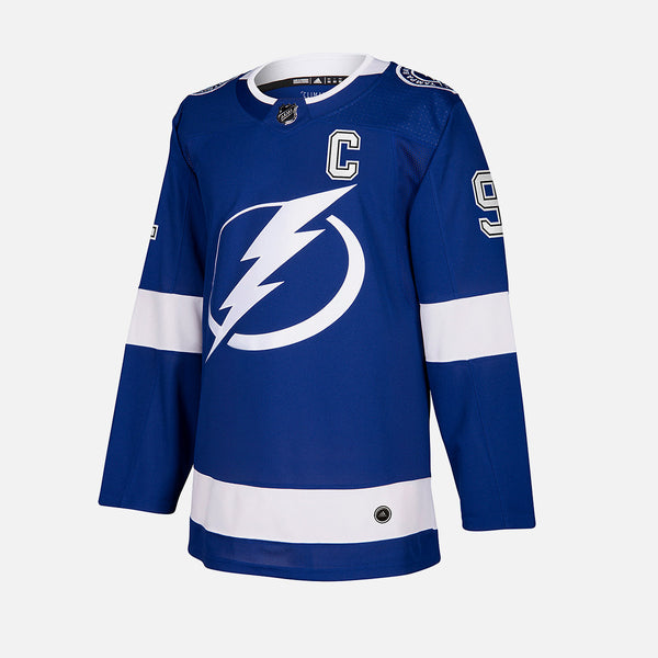 Tampa Bay Lightning Home Adidas Authentic Senior Jersey - Steven Stamkos