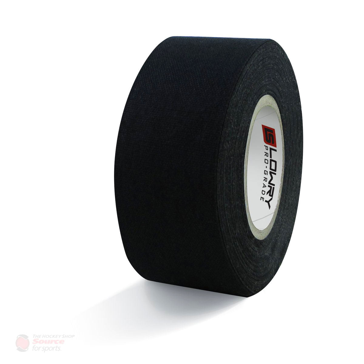 Lowry Sports Pro-Grade Black Hockey Stick Tape - Small Roll