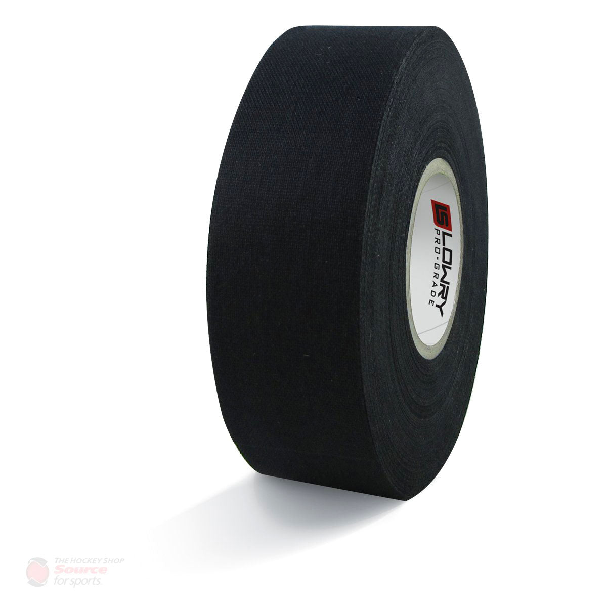 Lowry Sports Pro-Grade Black Hockey Stick Tape - Large Roll