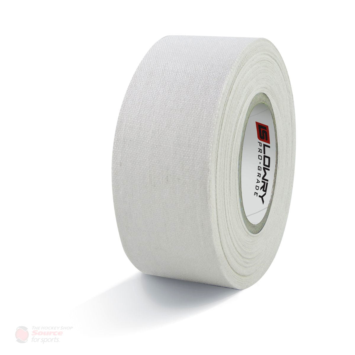 Lowry Sports Pro-Grade White Hockey Stick Tape - Small Roll