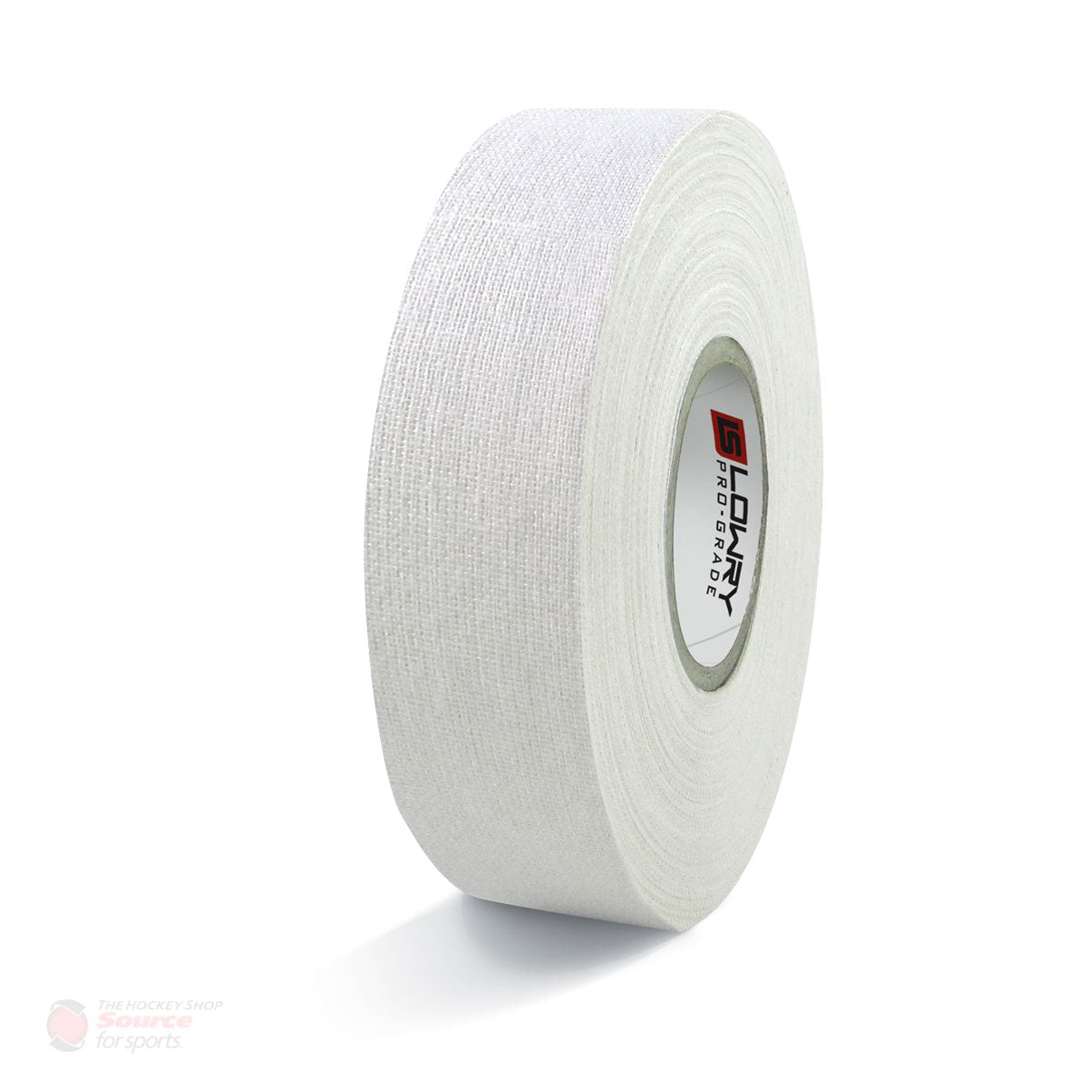 Lowry Sports Pro-Grade White Hockey Stick Tape - Skinny