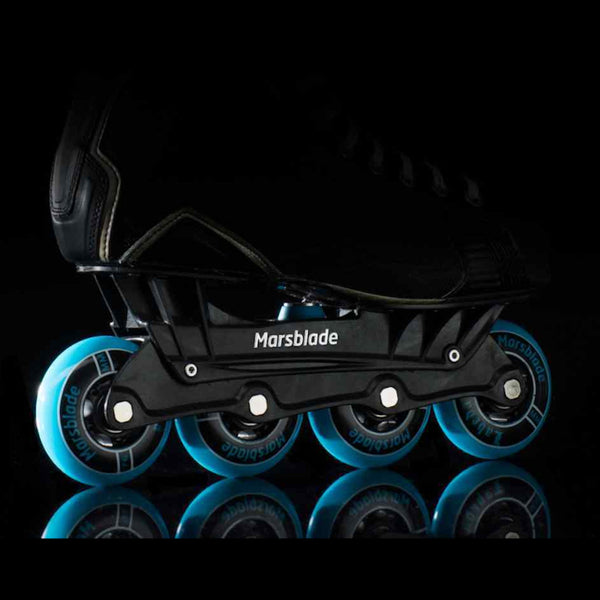 Marsblade Senior Chassis Inline Training Roller Hockey Chassis Mounted On Skate With Wheels