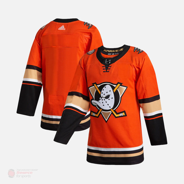 Anaheim Ducks Alternate Adidas Authentic Senior Jersey