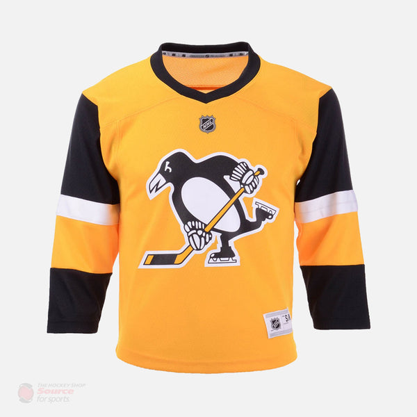 Pittsburgh Penguins Alternate Outer Stuff Replica Junior Jersey