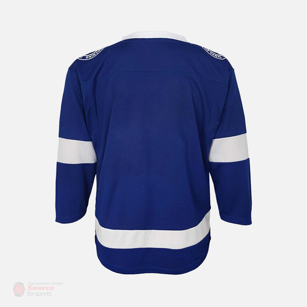 Tampa Bay Lightning Home Outer Stuff Replica Junior Jersey