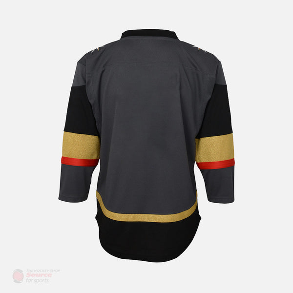 Vegas Golden Knights Home Outer Stuff Replica Toddler Jersey