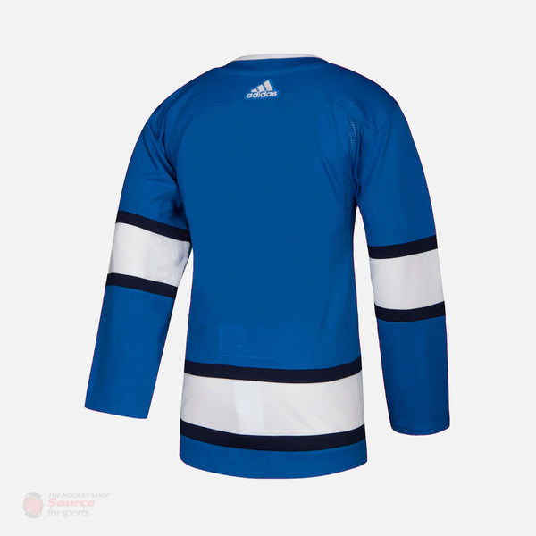 Winnipeg Jets Alternate Adidas Authentic Senior Jersey