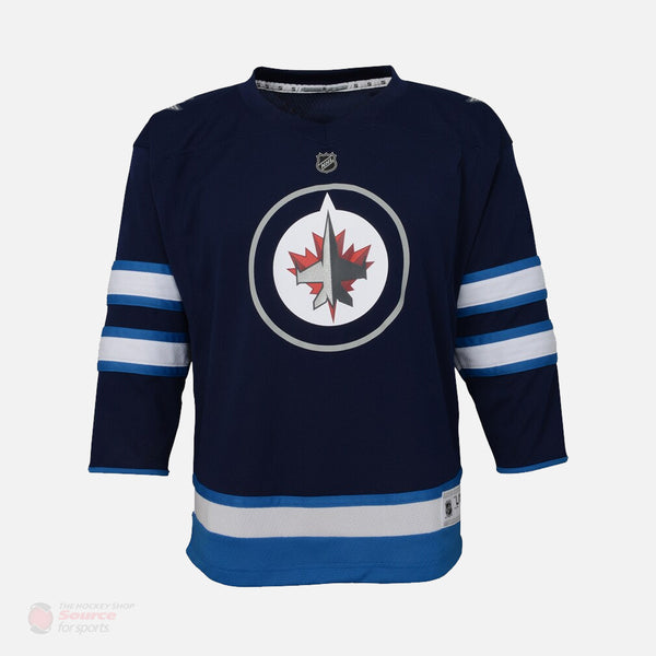 Winnipeg Jets Home Outer Stuff Replica Junior Patrik Laine Jersey