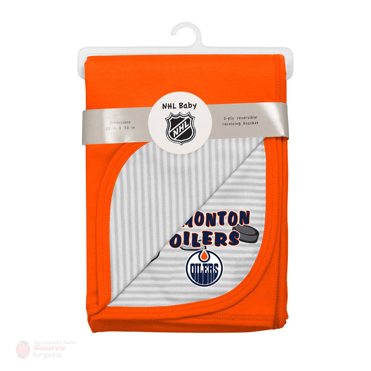 Outer Stuff NHL Lil Center Baby Blanket
