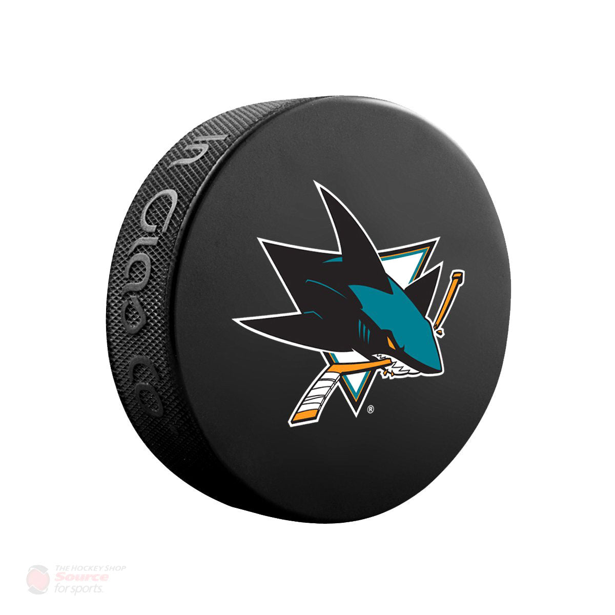 NHL Logo Hockey Puck