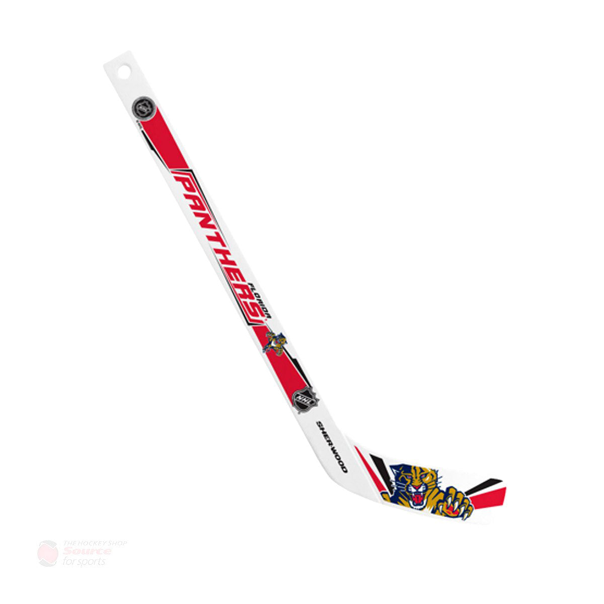 Inglasco NHL White Player Mini Hockey Stick