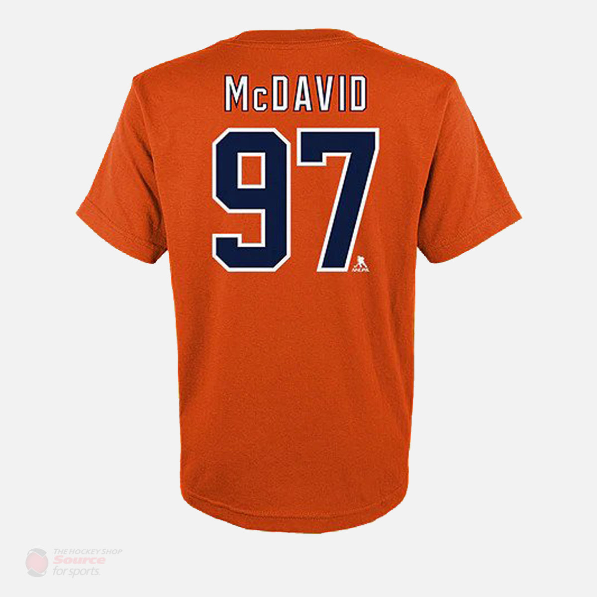 new product 501dc 9d4a5 Edmonton Oilers Connor McDavid Youth Shirt