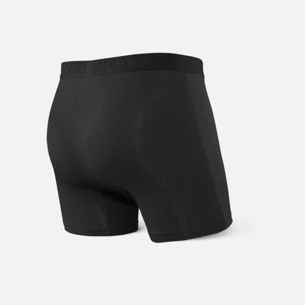 Saxx Vibe Boxers - Black / Grey / Blue (3 Pack)