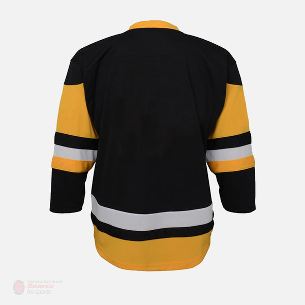 Pittsburgh Penguins Home Outer Stuff Replica Youth Jersey