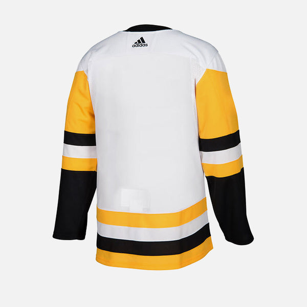 Pittsburgh Penguins Away Adidas Authentic Senior Jersey