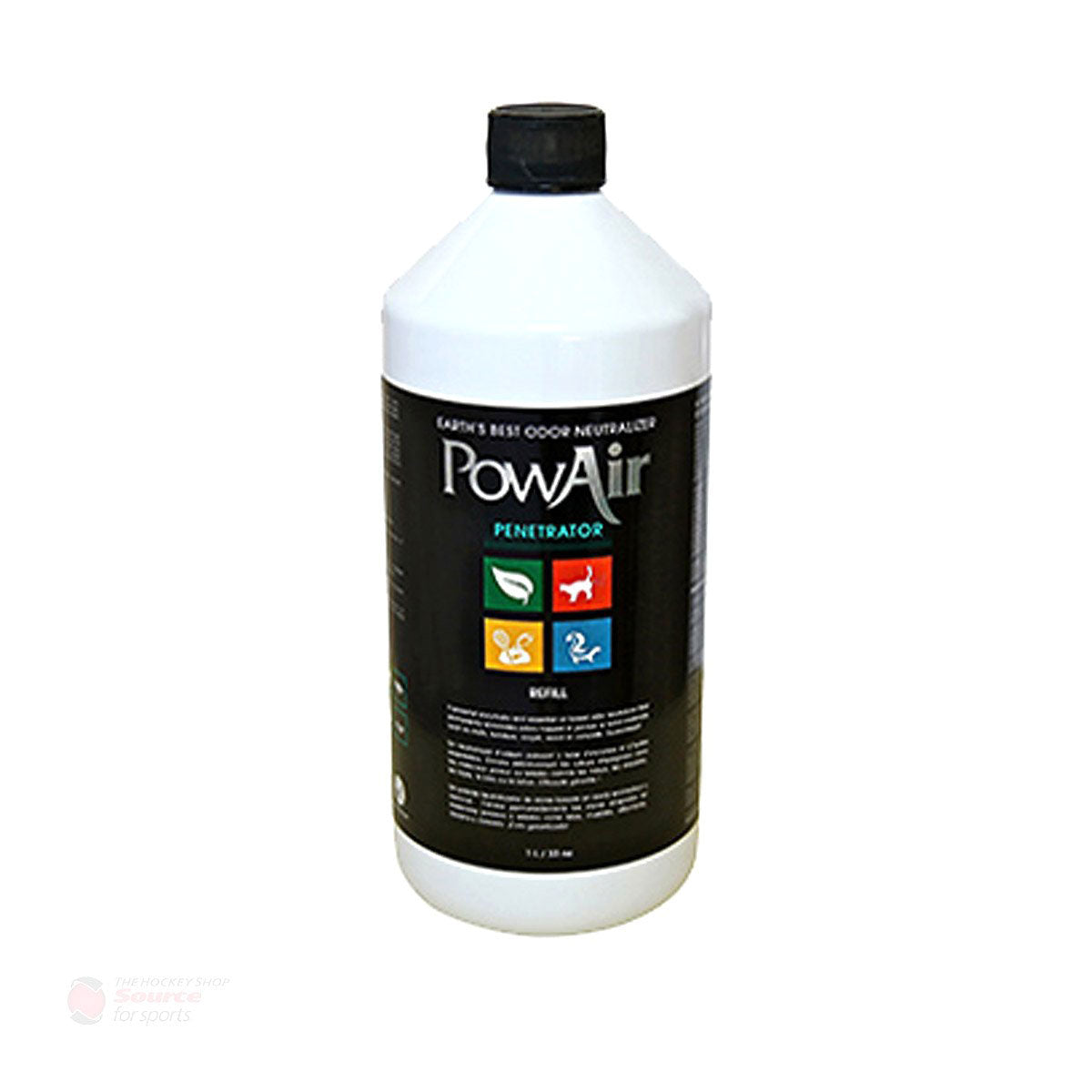 Pow-Air Penetrator Deodorizer Spray - Refill Bottle