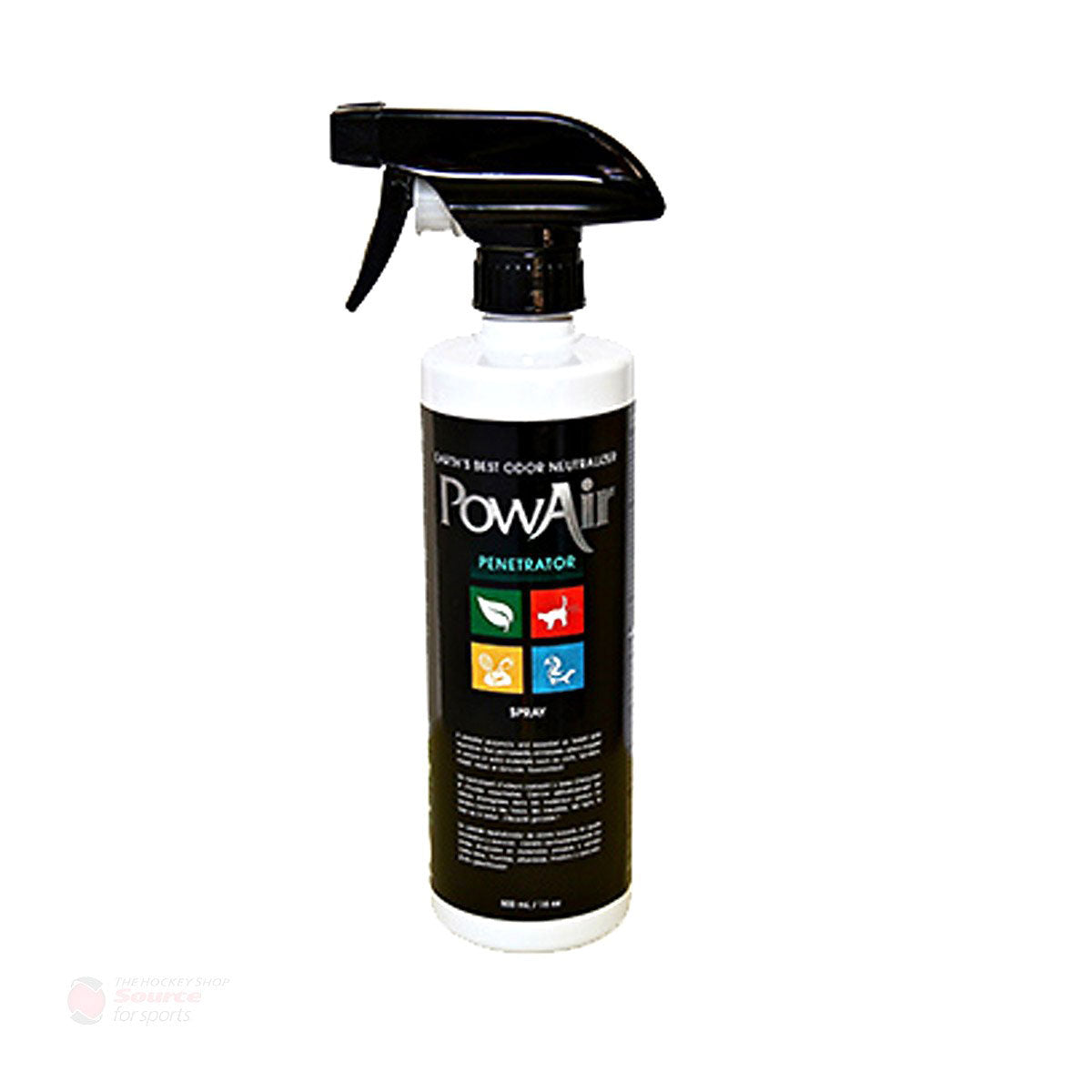 Pow-Air Penetrator Deodorizer Spray