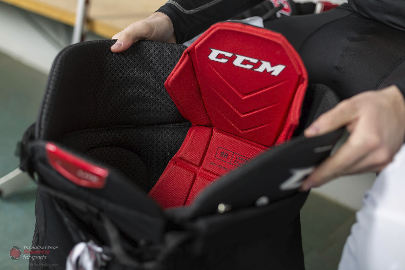 CCM QuickLite Control Junior Pants