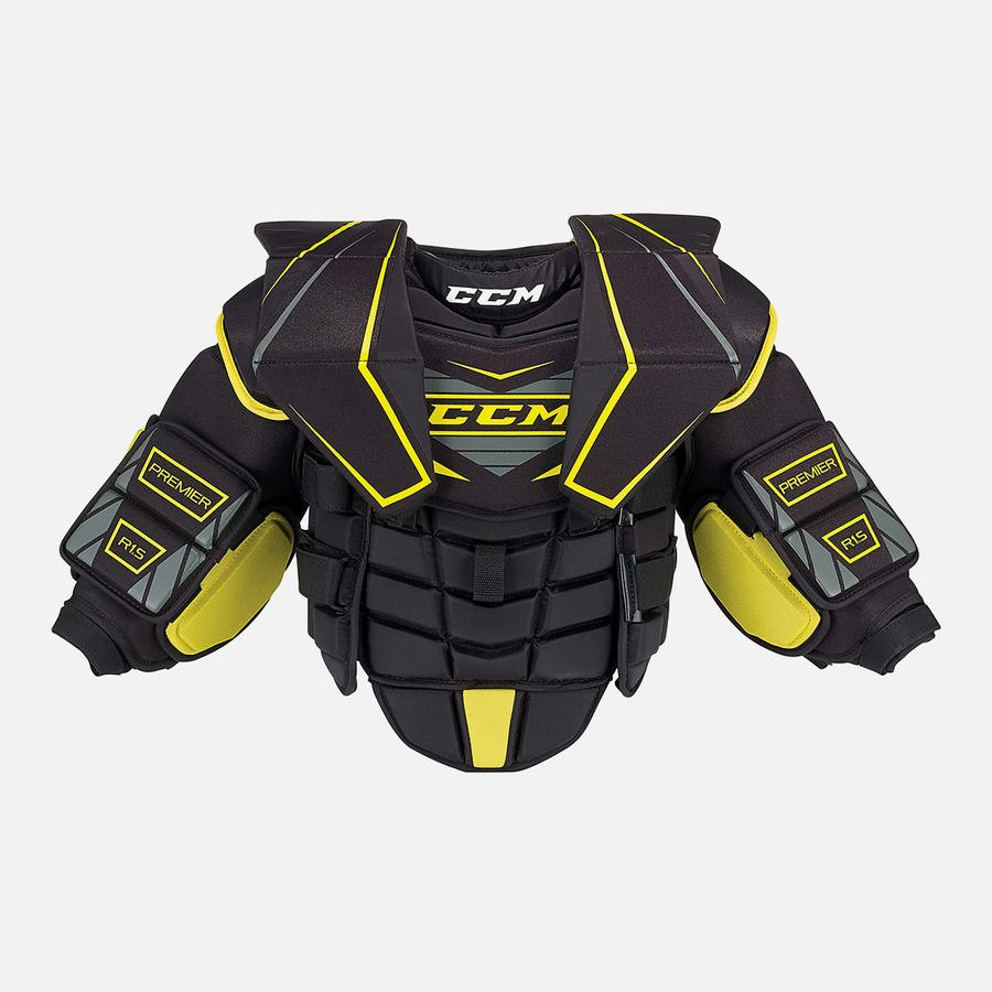 CCM Premier R1.5 Junior Chest & Arm Protectors
