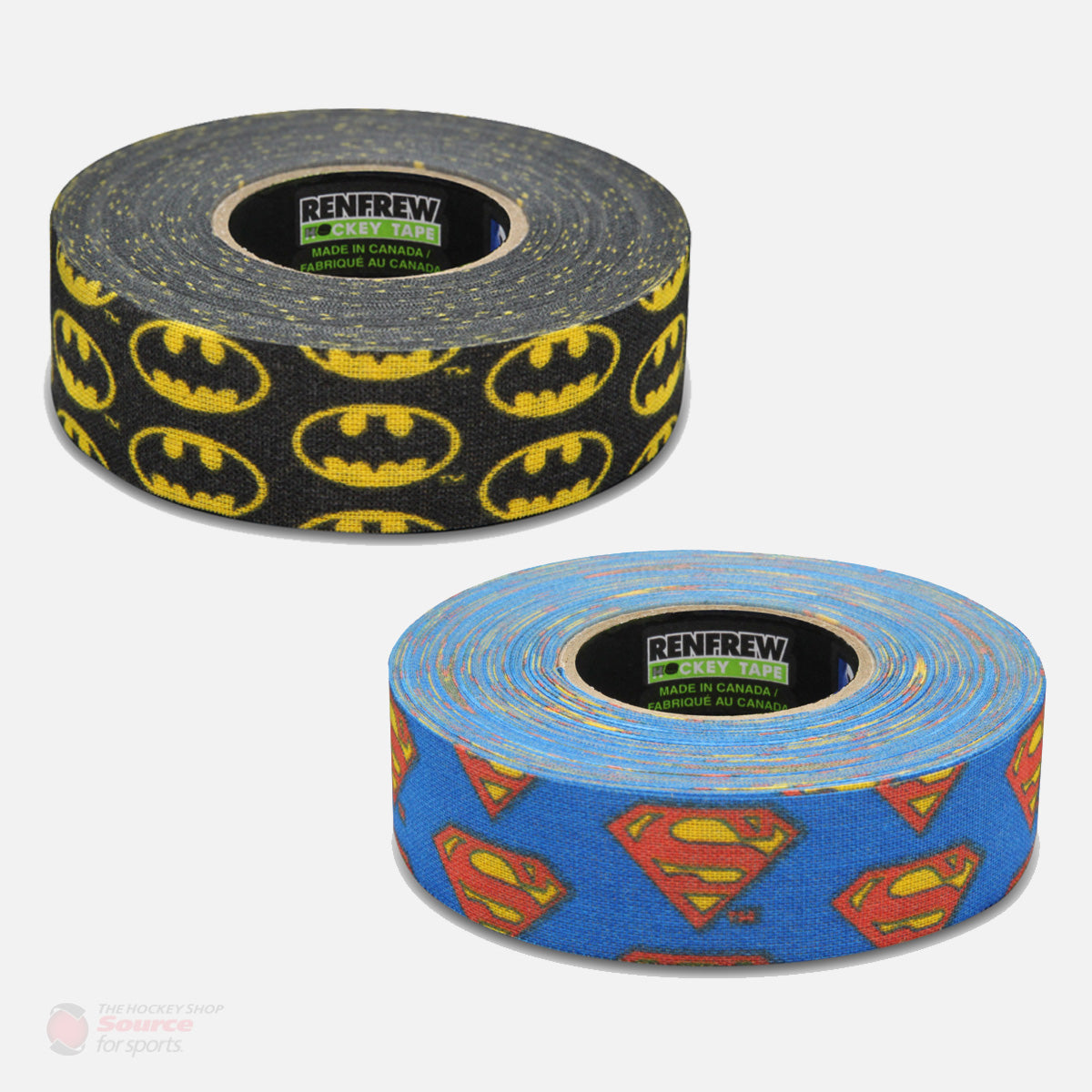 Renfrew Superhero Colored Hockey Stick Tape