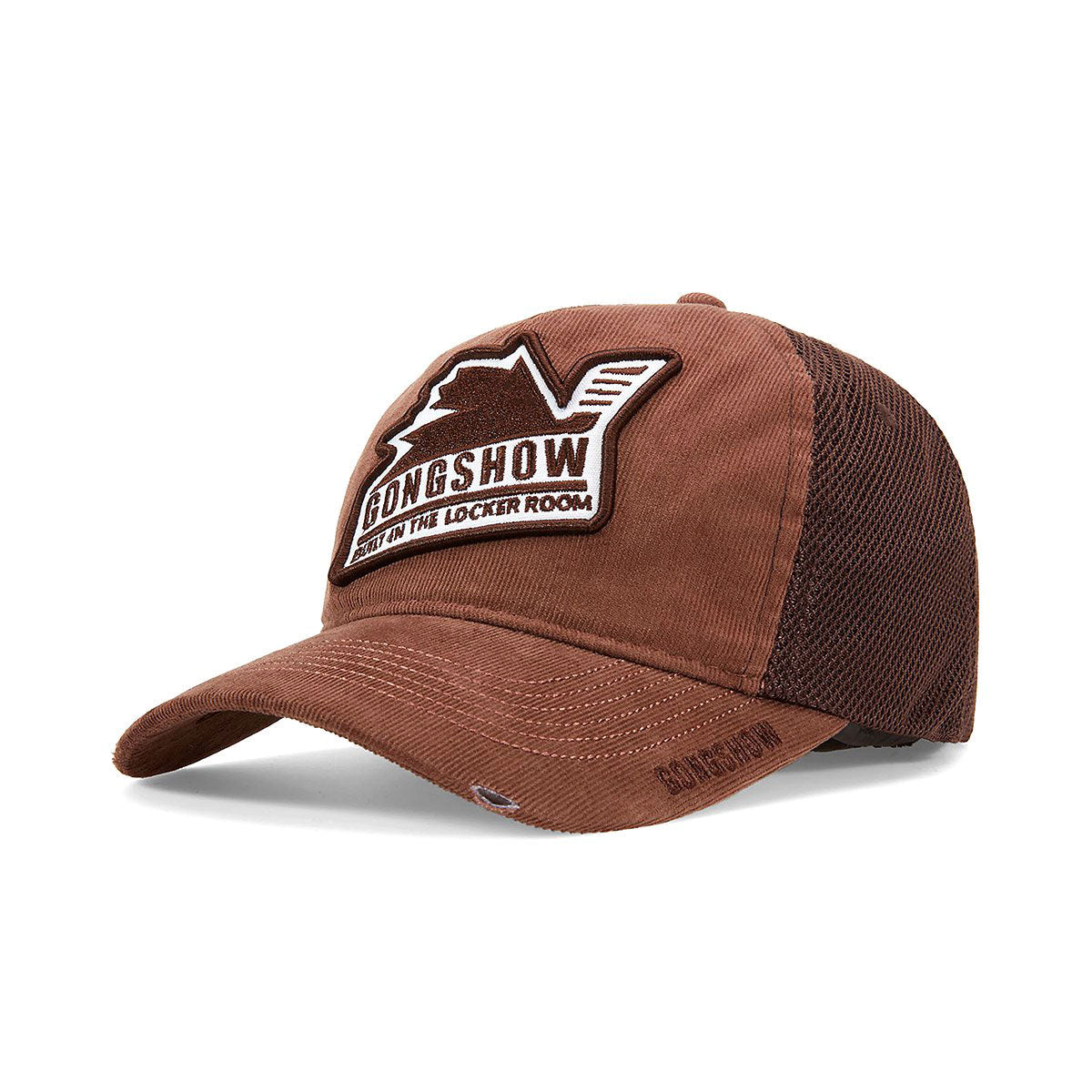 Gongshow Hockey Roughed Up Snapback Hat