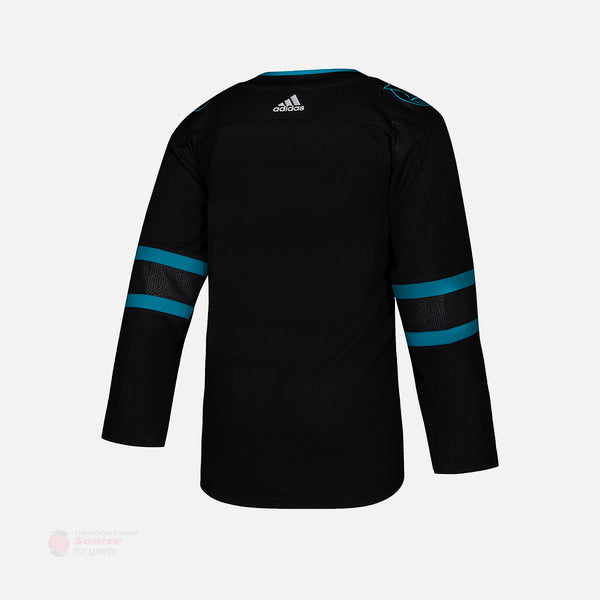 San Jose Sharks Alternate Adidas Authentic Senior Jersey