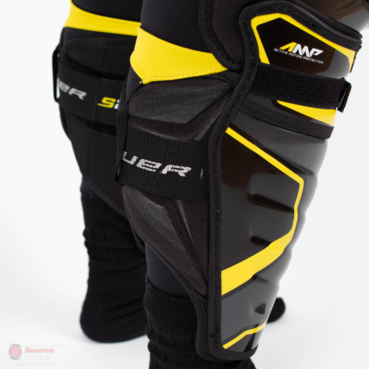 Bauer Supreme S29 Junior Hockey Shin Guards